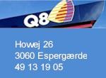 Sponsor Q8 Hovvej